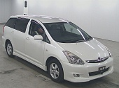 TOYOTA WISH X AERO SPORTS