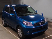 TOYOTA RUSH 4WD X SMART EDITION
