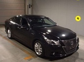 toyota crown hibrid athlete