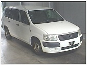 TOYOTA SUCCEED VAN 5D U