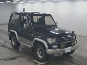TOYOTA LAND CRUISER PRADO SX WIDE